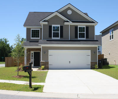 Berkeley County Single Family Home For Sale: 213 Lazy River Lane