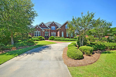 North Charleston Single Family Home For Sale: 4182 Club Course Drive