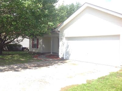 Summerville Single Family Home For Sale: 109 Wisteria Court