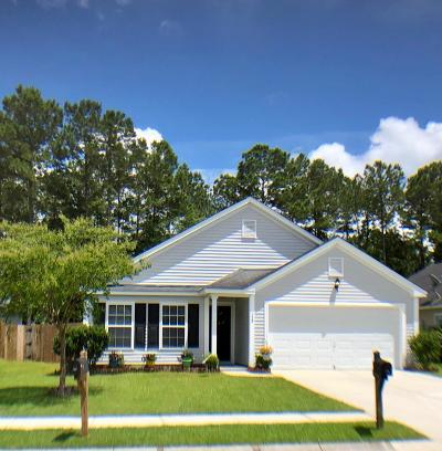 Goose Creek Single Family Home Contingent: 172 Wildberry Lane