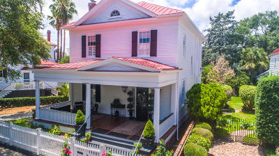 Charleston SC Single Family Home For Sale: $1,245,000