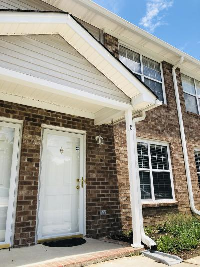 Charleston Attached For Sale: 508 Arlington Drive #C