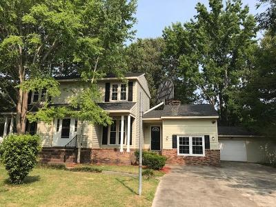 Ladson Single Family Home Contingent: 105 Drexel Road