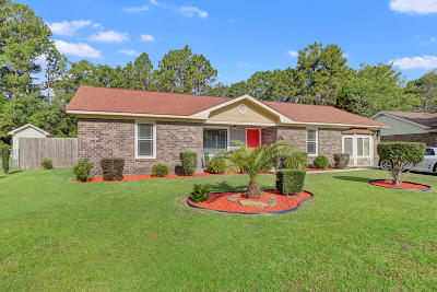 Summerville Single Family Home For Sale: 131 Marion Road