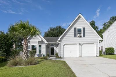 Charleston Single Family Home For Sale: 5 Stutz Court