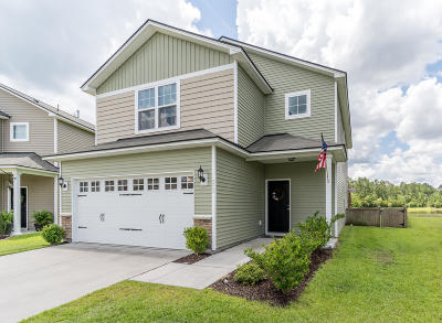 Summerville Single Family Home For Sale: 313 Cantley Court