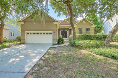 Mount Pleasant Single Family Home For Sale: 1244 Palmetto Peninsula Drive