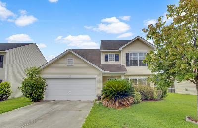 Ladson Single Family Home For Sale: 138 Towering Pine Drive