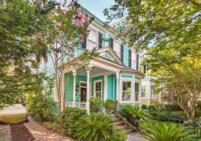 Charleston Single Family Home For Sale: 55 Smith Street Street