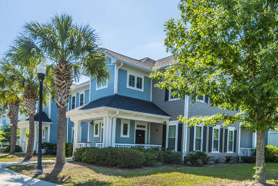 Berkeley County, Charleston County Attached For Sale: 1225 Blakeway Street #1106