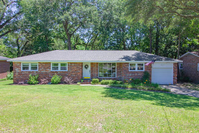 Single Family Home For Sale: 1217 Hillside Drive