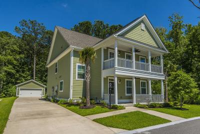 Johns Island Single Family Home For Sale: 2914 Silver Lake Drive
