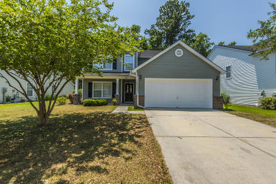 Berkeley County, Charleston County, Dorchester County, Colleton Single Family Home For Sale: 5061 Thornton Drive