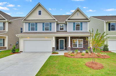 Berkeley County, Charleston County, Colleton County, Dorchester County Single Family Home For Sale: 400 Dunlin Drive #95