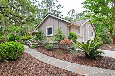 Seabrook Island Single Family Home For Sale: 2837 Baywood Drive