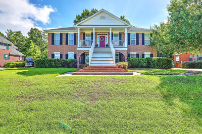 Crowfield Plantation Single Family Home For Sale: 106 Loganberry Circle