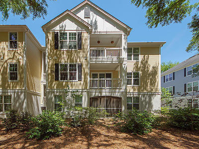 Charleston County Attached For Sale: 60 Fenwick Hall Allee #217