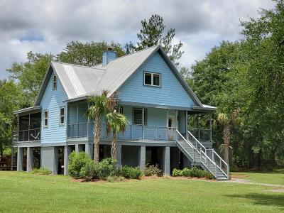 Ridgeville Single Family Home For Sale: 269 Gator Walk Road