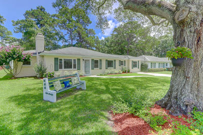 Charleston Single Family Home For Sale: 714 Whitmarsh Drive