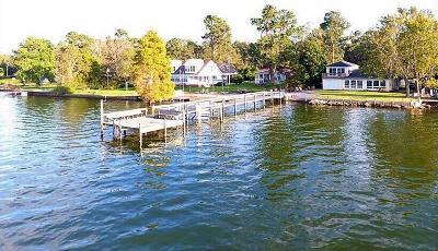 Moncks Corner Single Family Home For Sale: 120 Waterfront Drive