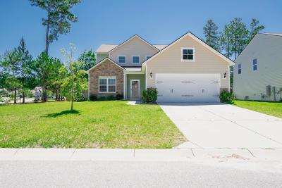 Summerville Single Family Home For Sale: 600 Bridgewater Court