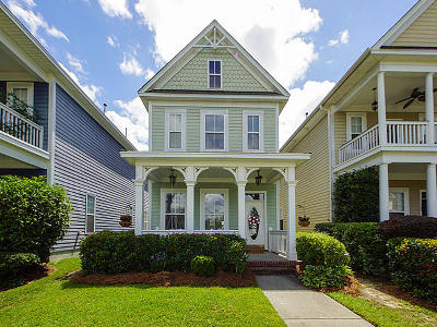 Summerville Single Family Home For Sale: 103 Hyacinth Street