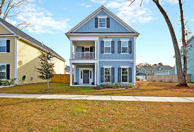 Charleston County Single Family Home Contingent: 2422 Lilytree Dr