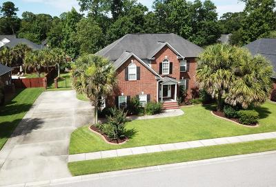 Goose Creek Single Family Home Contingent: 131 Westover Drive