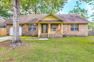 Ladson Single Family Home Contingent: 905 Larch Pines Court