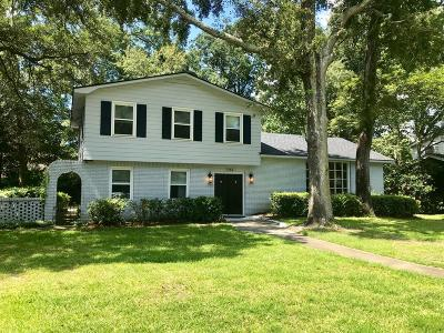 Single Family Home For Sale: 1263 Keble Road