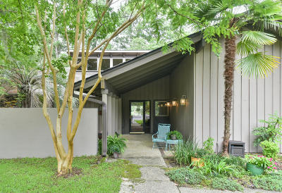 Charleston Single Family Home Contingent: 17 Hunters Forest Drive