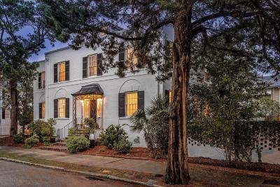 Charleston Single Family Home For Sale: 32 Council Street