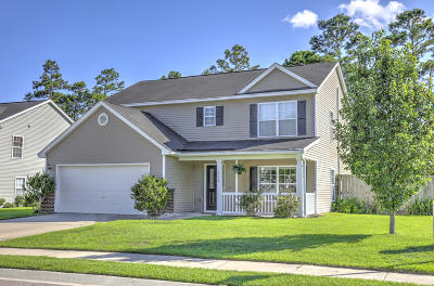 Goose Creek Single Family Home For Sale: 110 Pine Hall Drive