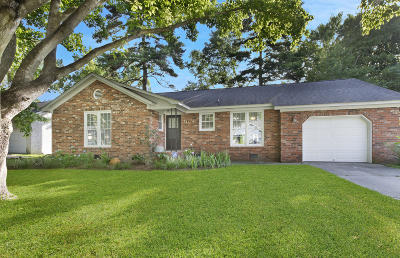 Ladson Single Family Home Contingent: 113 Flamingo Drive