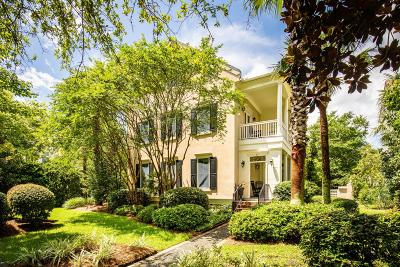 Charleston Single Family Home For Sale: 66 Dalton Street