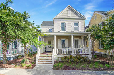 Mount Pleasant Single Family Home Contingent: 1680 Paradise Lake Drive