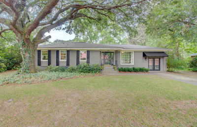Charleston Single Family Home Contingent: 1263 Valley Forge Drive