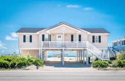 Edisto Island Single Family Home Contingent: 306 Palmetto Boulevard