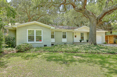 Isle Of Palms Single Family Home For Sale: 3 20th Avenue