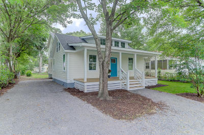 North Charleston Single Family Home Contingent: 4630 Holmes Avenue