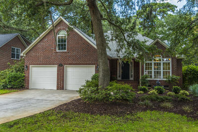 Mount Pleasant Single Family Home For Sale: 1359 Southlake Drive