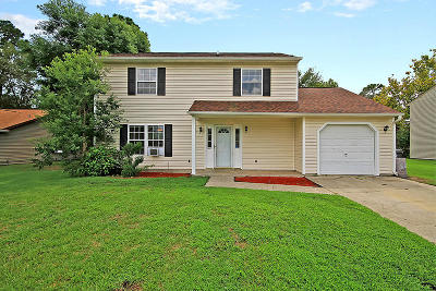 Summerville Single Family Home For Sale: 301 Indian Drive