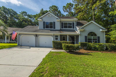 Mount Pleasant Single Family Home For Sale: 1115 Old Course Lane