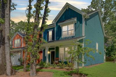 Charleston Single Family Home For Sale: 2301 Ardeer Drive