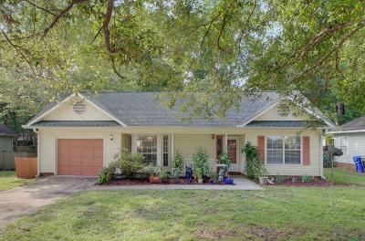 Charleston Single Family Home Contingent: 13 Fieldfare Way