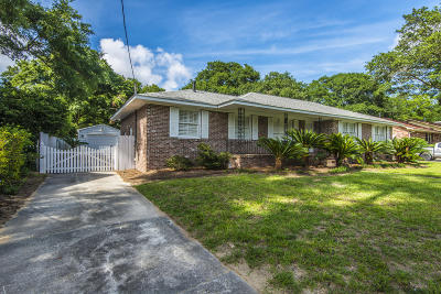Charleston Single Family Home For Sale: 738 Collette Street