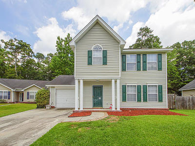 North Charleston Single Family Home For Sale: 5372 Tidewater Drive