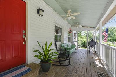 Charleston Single Family Home Contingent: 452 Riverland Drive