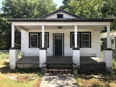 North Charleston Single Family Home Contingent: 4516 Durant Avenue