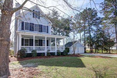 Mount Pleasant Single Family Home For Sale: 226 River Oak Drive
